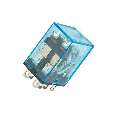 £9.78 • Buy 10PCS 12V Small Relay Omron LY2NJ DC 10A 8PIN Coil DPDT W
