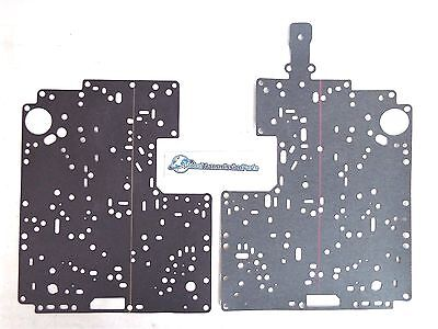ford e4od transmission upper & lower valve body gasket hd thick set  1989-1995 •