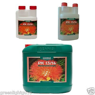 Canna Pk 13/14 250ml ,1 Litre , 5 Litres Plus Choose Your Own Free Gift • 8.99£