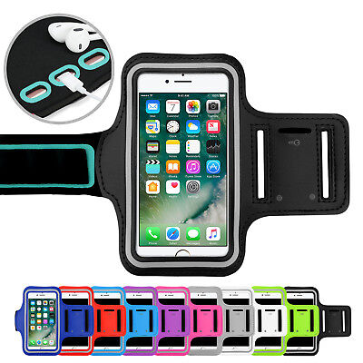 AU5.39 • Buy Sports Gym Armband Case Running Exercise For Apple IPhone 12 Mini Pro Max 11 XS