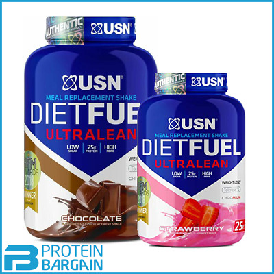 £27.99 • Buy USN Diet Fuel Meal Replacement Weight Loss Shake 1-2kg Slimming Shake!!