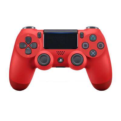 AU97.95 • Buy Genuine Sony PS4 Dualshock 4 DUAL SHOCK Controller Brand New Aussie (Magma Red)