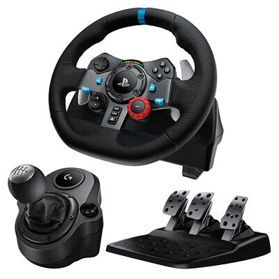 View Details Logitech G29 Driving Force Racing Wheel For PS4 / PC + Driving Force Shifter NEW • 396.95AU