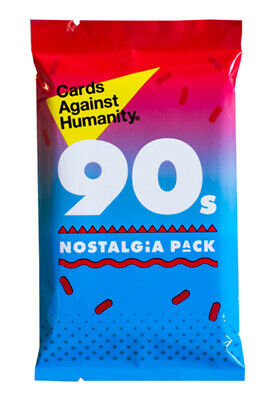 AU17.95 • Buy Cards Against Humanity 90s Nostalgia Pack NEW