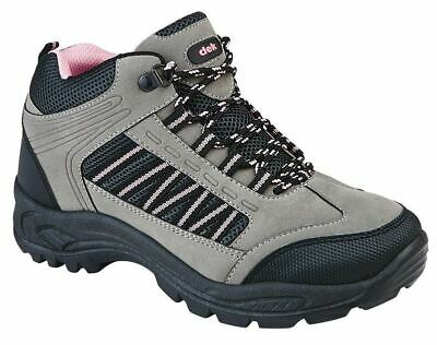 £21.49 • Buy Ladies Womens Walking Hiking Trail Lace Up Hiker Casual Ankle Boots Shoes Size