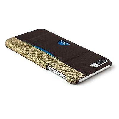 AU12 • Buy IPhone 8, 8 Plus, 7, 7 Plus Card Case - Canvas Style Snap-on Cover, 1 Card Slot