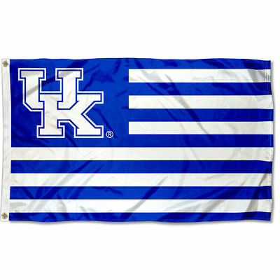 $32.95 • Buy University Of Kentucky Wildcats Stars And Stripes Nation USA Flag