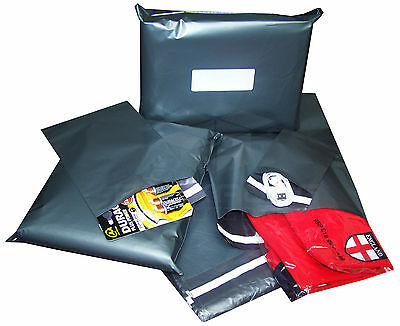 Postal Mailing Bags Postage Self Seal Poly Strong Grey Plastic All Sizes Cheap • 5.49£