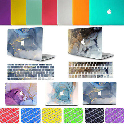 £6.99 • Buy Matte Hard Case Skin Keyboard Cover For Macbook Air Pro 11 12 13 15'' And Retina