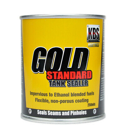 AU39.40 • Buy KBS Gold Standard Tank Sealer 250ml - Stop Rust And Corrosion, Automotive
