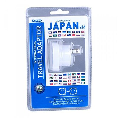 AU15.50 • Buy Travel Adaptor For USA, China, Japan..PW-T700 ##  Same Day Ship