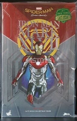 $ CDN1336.23 • Buy New Hot Toys 1/6 Spider-Man Homecoming Mark XLVII 47 Power Pose PPS004 Japan