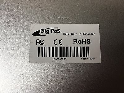 £69.95 • Buy DigiPos Retail Core Digipos IO Extender POS - New And Boxed