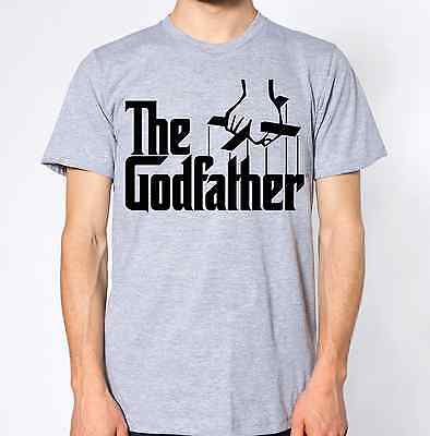 The Godfather T-Shirt Top Dad Father Present Gift  • 8.99£