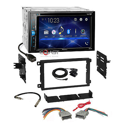 $224.95 • Buy Pioneer Radio Stereo Double Din Dash Kit Harness For 1992-up Chevy GMC Pontiac