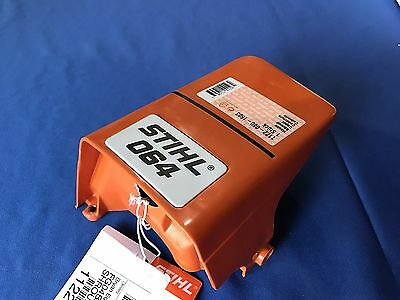 £47.39 • Buy NEW OEM STIHL 064 COMPLETE CHAINSAW TOP COVER 1122 080 1603 ChainsawCC USA