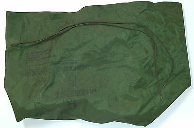 USGI Tie String Military Clothing / Laundry Bag - Olive Green Waterproof 30 X17  • 7.62£