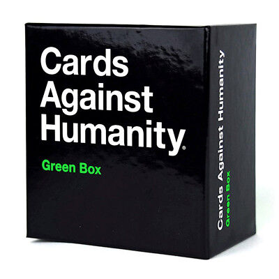 AU40.95 • Buy Cards Against Humanity Green Box Expansion NEW