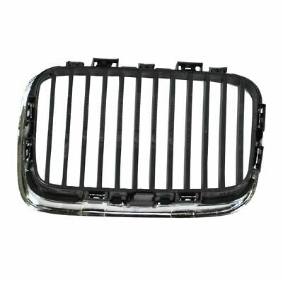 $15.22 • Buy Chrome & Black Front Grille Grill Passenger Right RH FITS BMW 3 Series E36 92-96