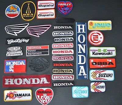 $8.77 • Buy Motorcycle Authentic Vintage Embroidered Clothing Patches For Biker Vest Jacket