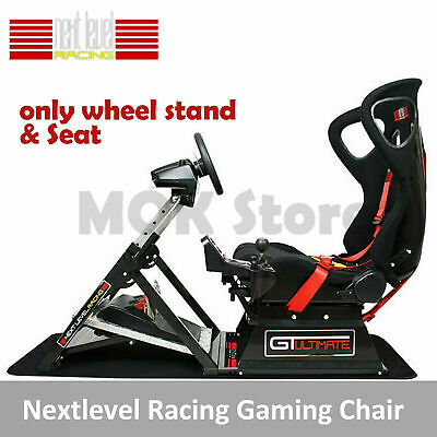 New Next Level GT Ultimate Racing Simulator Cockpit Gaming Chair • 769.70£