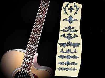 Fretboard Markers Inlay Sticker Decal For Guitar & Bass ,mysterious Symbol • 7.40£