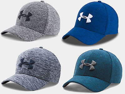 a918815b030 Under Armour Men s UA Twist Tech Closer Stretch Fit Cap Hat Flex M L Or