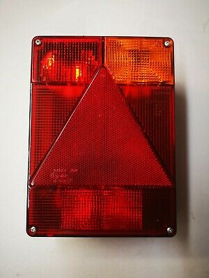 Radex 6800 Complete Rear Lamp Unit For Ifor Williams P6e, Indespension, Lider  • 17.99£