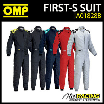 £224.99 • Buy Sale! Ia01828b Omp First-s Race Suit - New Entry Level Design Fireproof Fia