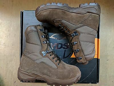 *NEW* British Army Issue YDS MTP Desert Falcon Womens Combat Patrol Boots UK • 45.95£