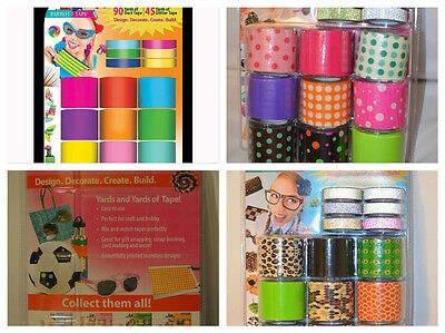 $12.99 • Buy Parrot Designer Duct Tape ( Various Colors)