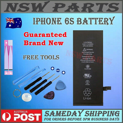 AU39.95 • Buy For Apple IPhone 6S Brand New Internal Battery Replacement 1715mAh + 8 Tools