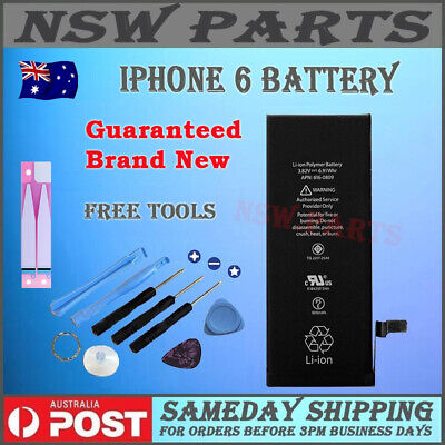 AU39.95 • Buy For Apple IPhone 6 Plus Brand New Internal Battery Replacement 2915mAh