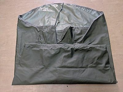New British Army Olive Green MVP Waterproof Bivi/Bivvy Bag Sleeping Bag Cover UK • 34.95£