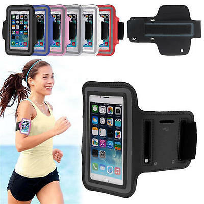 £3.99 • Buy Sports Armband Case Holder For IPhone 7 Gym Running Jogging Arm Band Strap