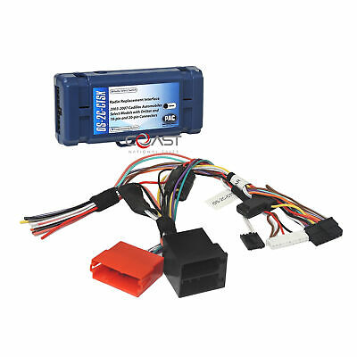 $87.95 • Buy Car Radio Stereo Onstar Wire Harness Interface For 2003-2007 Cadillac SRX CTS