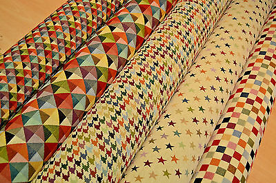 Tapestry Luxury Designer Fabric Ideal For Upholstery Curtains Cushions Throws • 7.50£