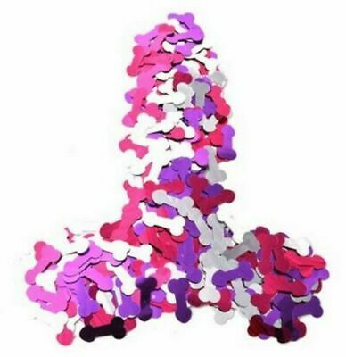 AU4.99 • Buy Penis Confetti Hens Night Party Games Willy Bachelorette Girls Night Decoration