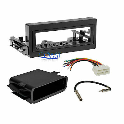 $25.95 • Buy Car Radio Stereo Dash Kit Pocket Wire Harness For 1995-up GMC Chevy Cadillac