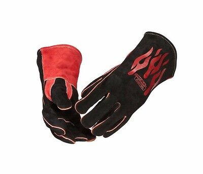 £12.36 • Buy Genuine Lincoln Electric K2979-ALL Welding Traditional Gloves Mig Stick Leather
