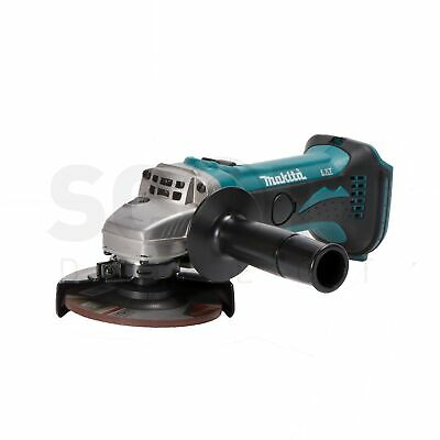 Makita DGA452Z 18V Li-ion Cordless Angle Grinder 115mm Body Only • 87.95£