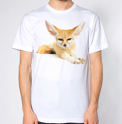 Fennec Fox T-Shirt • 8.99£