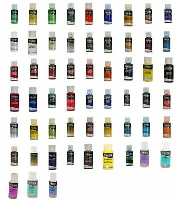 Decoart Mixed Media Acrylic Paint - ALL COLOURS! • 3.62£