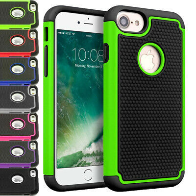 AU7.99 • Buy IPhone 11 Pro MAX XR 8 7 6s Plus Heavy Duty Shockproof Case Cover Shock Proof