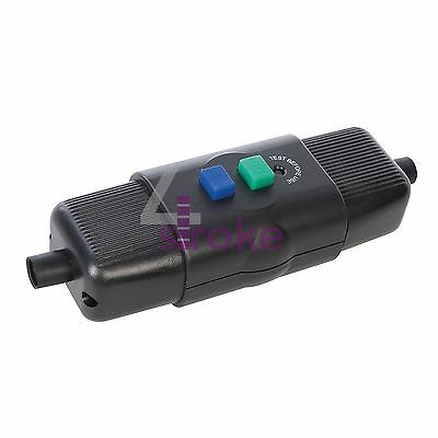 In-Line Active Outdoor Rcd 16A Prevent Electric Shock 16/3600W Power Tool • 17.49£
