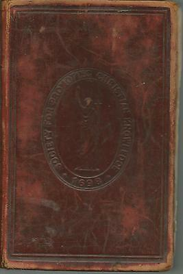 The Holy Bible Promoting Christian Knowledge Eyre & Spottiswoode 1724? HB Rare • 99.99£