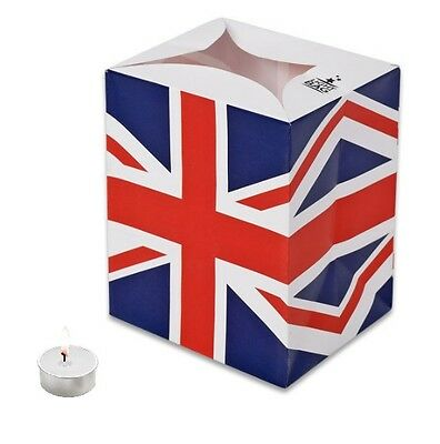 £3.79 • Buy Small UK Flag Candle Bags - 5 Pack