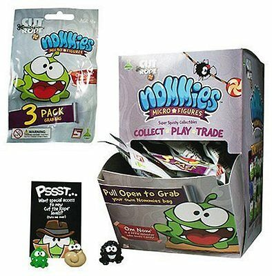 £9.99 • Buy 30 NEW Cut The Rope Packs Blind Bags Wholesale Toys Pocket Money Party Fete