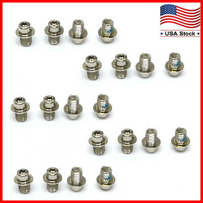 $7.99 • Buy HDD Hard Drive Screw For MacBook Pro Unibody 13  A1278 15  A1286 17  A1297 5 Set