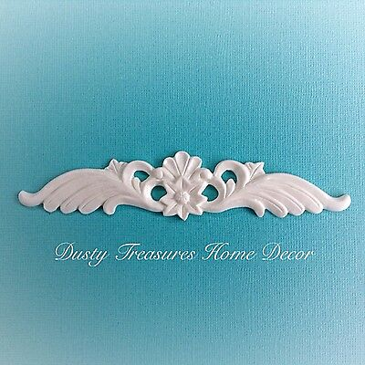 AU6.95 • Buy Shabby Chic French Furniture Moulding Furniture Applique Carving Onlay